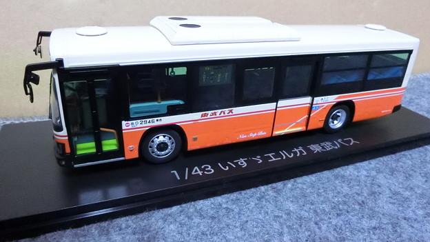 1/43バス:いすゞエルガ(東武バス)-01