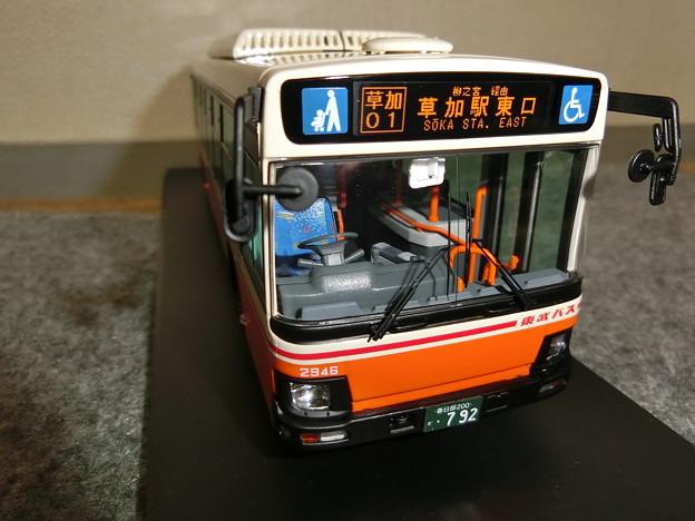 1/43バス:いすゞエルガ(東武バス)-02