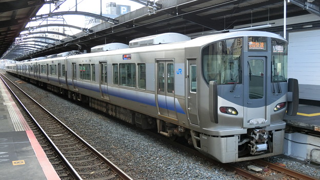 JR西日本:225系(HF431)・223系(HE429)-01