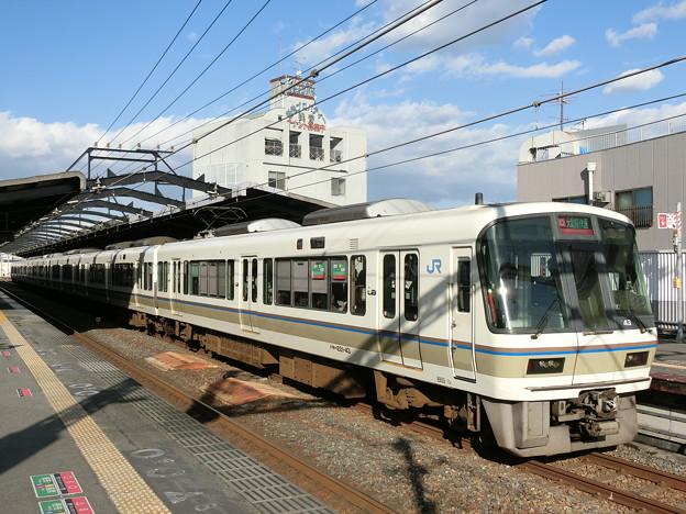 JR西日本:221系(NC608)-04