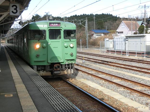 JR西日本:113系(L03)-01