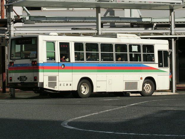 Photos: 近江鉄道バス-19