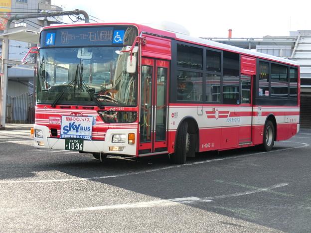 写真: 京阪バス-027