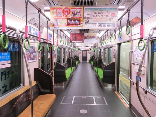 京阪:6000系(車内)-01