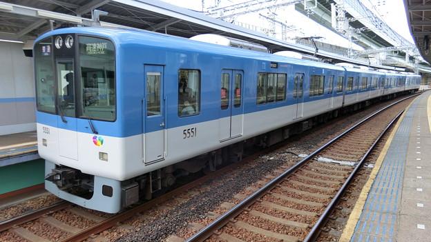 写真: 阪神:5550系(5551F)-08