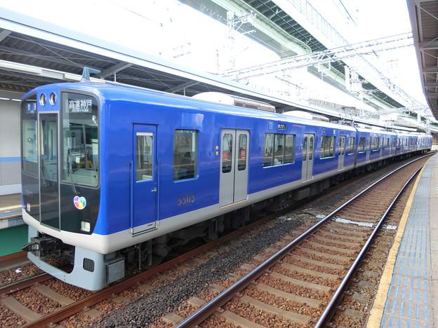 阪神:5500系(5503F)-02