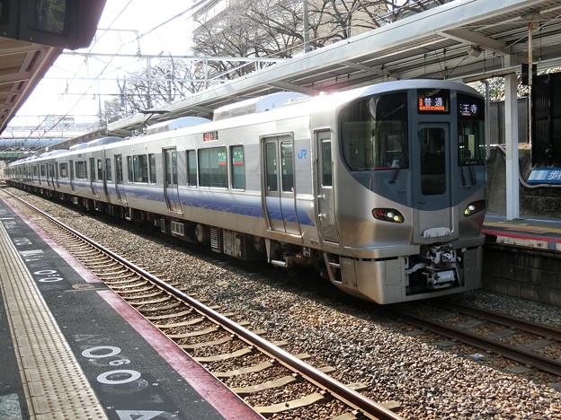 JR西日本:225系5100番台(HF607)-01
