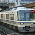 写真: JR西日本:221系(NC603)-03