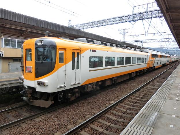 近鉄:30000系(30212F)・22600系(22601F)-01