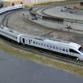 写真: 模型:JR九州885系-05