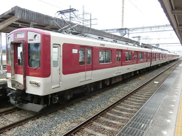 近鉄:1252系(1264F)・8600系(8618F)-01