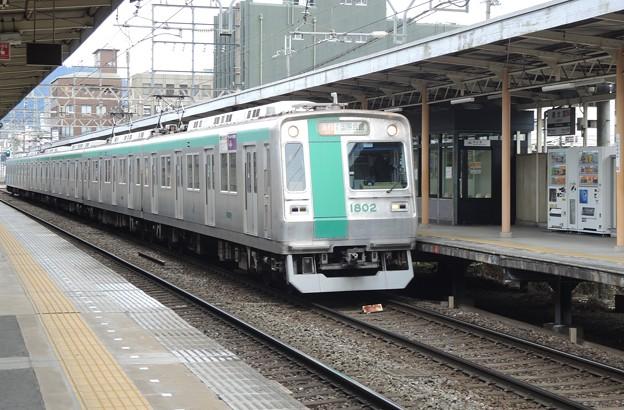 Photos: 京都市交通局:10系(1102F)-02