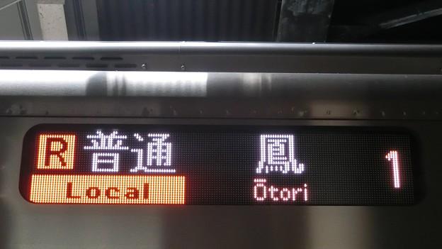 JR西日本225系5100番台: R 普通 鳳 1号車