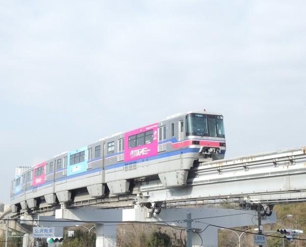 大阪高速鉄道:1000系-06