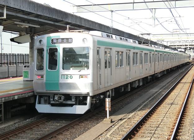 Photos: 京都市交通局:10系(1120F)-01