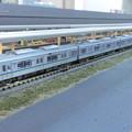 Photos: 模型:千葉ニュータウン鉄道9800形-01
