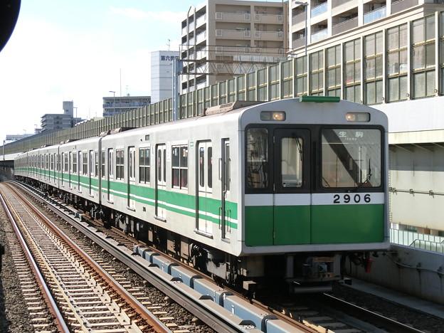 大阪市交通局:20系(2606F)-03
