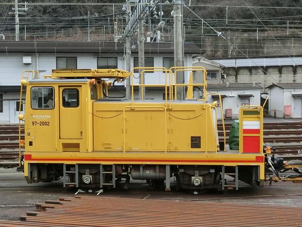 Photos: 京阪:事業車(97-2002)-01