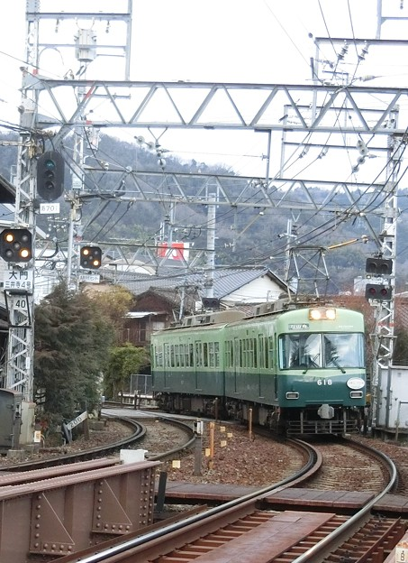 写真: 京阪:600形(617F)-02