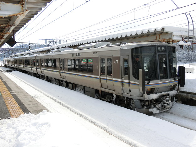 JR西日本:223系台(V007)-01