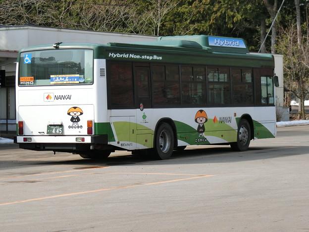 写真: 南海りんかんバス-04