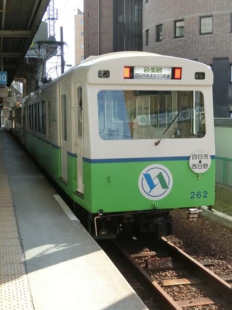 写真: 四日市あすなろう鉄道-03