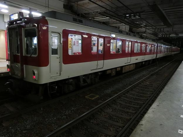 近鉄:8600系(8608F)-02