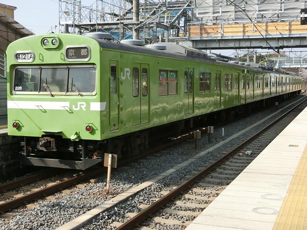 JR西日本:103系(NS409)-04