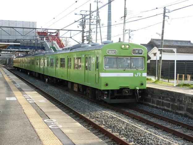 JR西日本:103系(NS404)-02