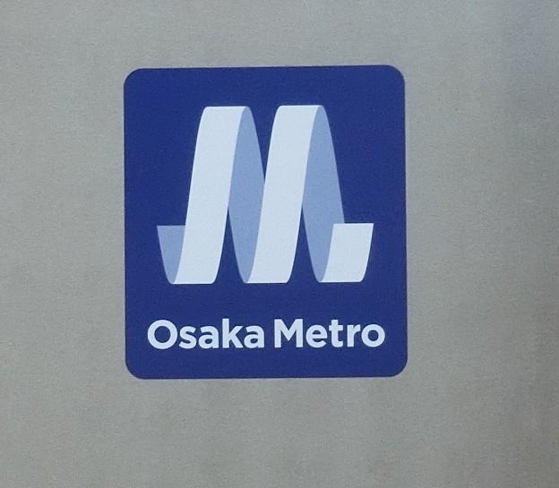 ロゴ:Osaka Metro