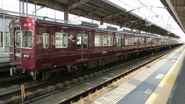 阪急:3300系(3305F)-04