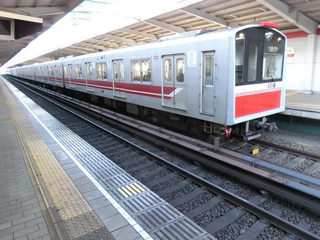 大阪メトロ:10系(1118F)-01