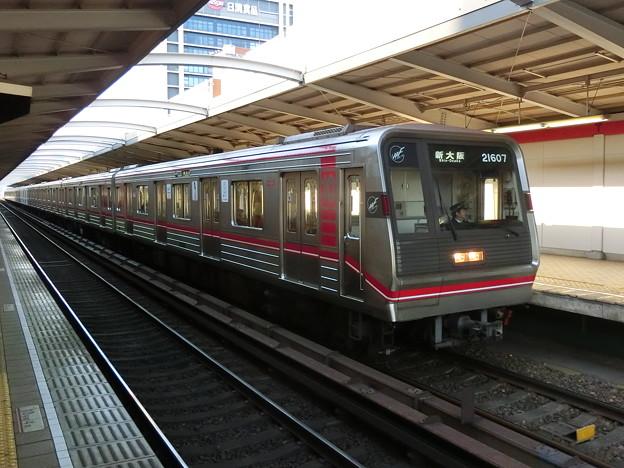 大阪メトロ:21系(21607F)-01