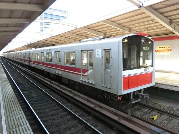 大阪メトロ:10系(1117F)-01
