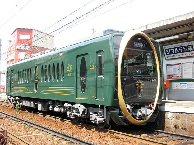 叡電:デオ730形-02