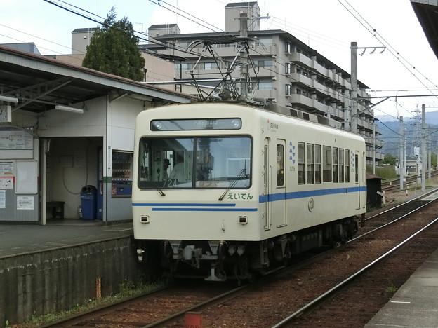 叡電:デオ720形-06