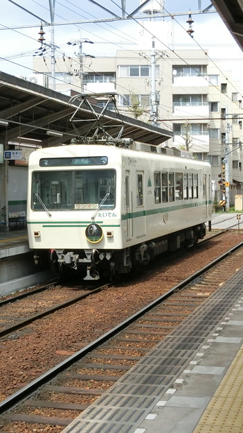叡電:700系-10