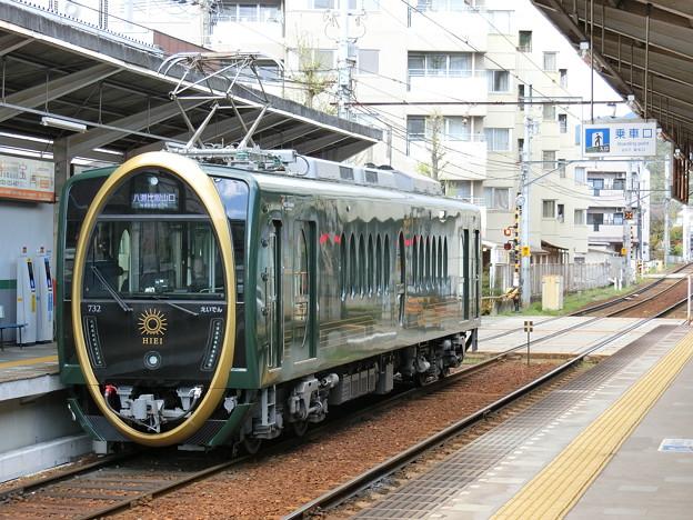 叡電:デオ730形-04