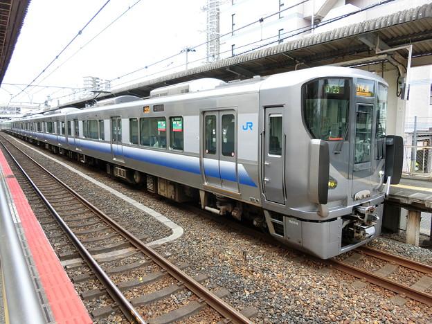JR西日本:225系(HF414・HF424)-01