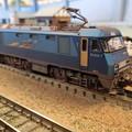 Photos: 模型:JR貨物EH200形-10