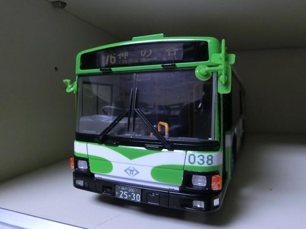 1/32 バス: 日野ブルーリボン(神戸市交通局)-02