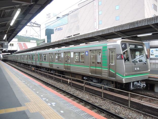 大阪メトロ:24系(24603F)-01