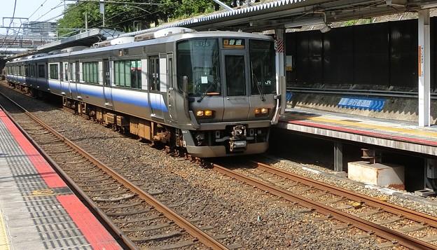 JR西日本:223系(HE433)-01