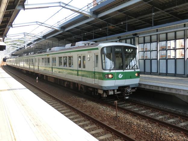 神戸市交通局3000形(3123F)-02