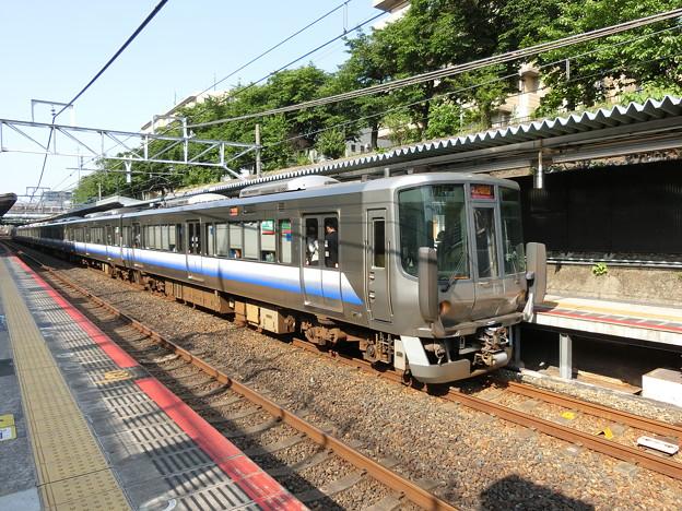 JR西日本:223系(HE407)・225系(HF436)-01