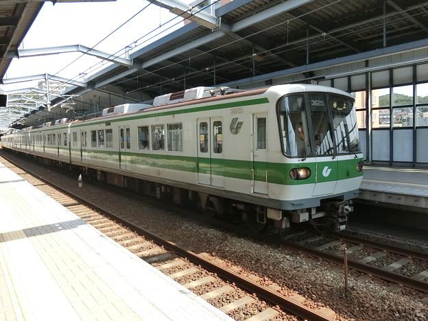 神戸市交通局3000形(3125F)-01
