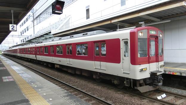 近鉄:1252系(1264F)・8600系(8608F)-01