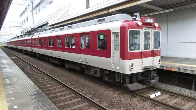 写真: 近鉄:8600系(8621F)・9020系(9031F)-01