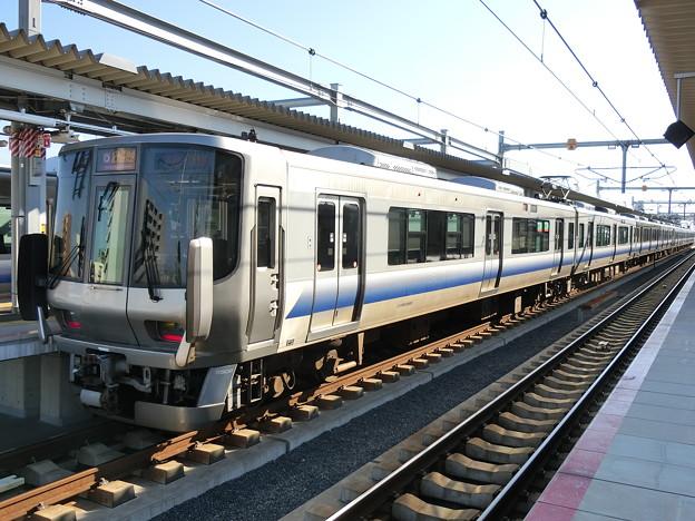 JR西日本:223系(HE418)・225系(HF431)-01