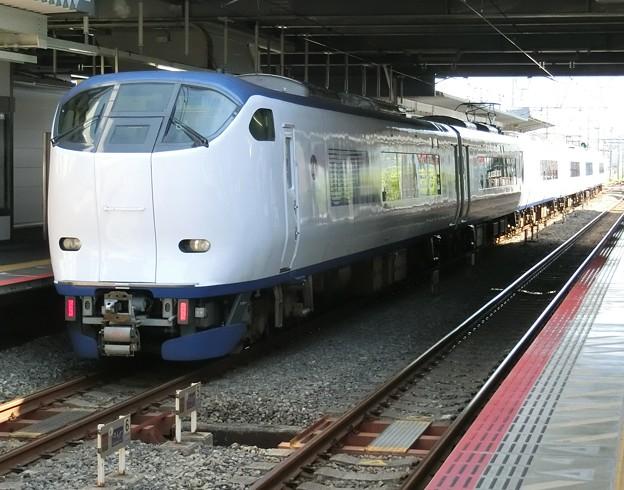 JR西日本:281系(HA604)-01
